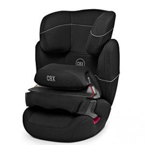 CBX-by-CYBEX-Aura-Autositz-Gruppe-123-9-36-kg-Kollektion-2015-Pure-Black-0