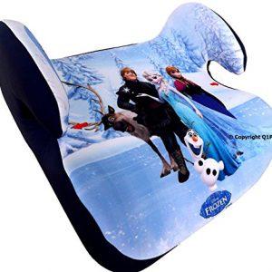 FROZEN-TOPO-Disney-Eisknigin-Anna-Elsa-KINDERSITZERHHUNG-SITZERHHUNG-AUTOSITZ-KINDERSITZ-15-36-kg-0-0