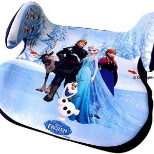FROZEN-TOPO-Disney-Eisknigin-Anna-Elsa-KINDERSITZERHHUNG-SITZERHHUNG-AUTOSITZ-KINDERSITZ-15-36-kg-0