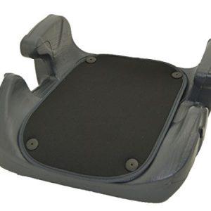 Osann-Kinderautositz-Autositzerhhung-Booster-Topo-Rock-grau-15-bis-36-kg-ECE-Gruppe-2-3-von-ca-3-bis-12-Jahre-mit-integrierter-Gurtfhrung-0