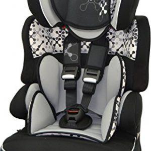 Osann-Kinderautositz-BeLine-SP-Luxe-Corail-black-schwarz-9-bis-36-kg-ECE-Gruppe-1-2-3-von-ca-9-Monate-bis-12-Jahre-mitwachsende-Kopfsttze-0