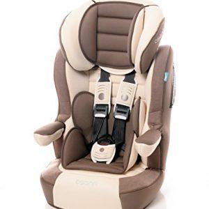 Osann-Kinderautositz-Comet-Fossil-beige-9-bis-36-kg-ECE-Gruppe-1-2-3-von-ca-9-Monate-bis-12-Jahre-mitwachsende-Kopfsttze-0