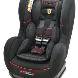 Osann-Kinderautositz-Cosmo-SP-Ferrari-Gran-Tourismo-schwarz-carbon-optik-0-bis-18-kg-ECE-Gruppe-0-1-von-Geburt-bis-ca-4-Jahre-reboard-bis-10-kg-nutzbar-0