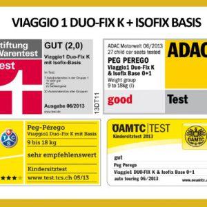 Peg-Perego-A5V1T8ROUG-Autokindersitz-Viaggio1-Duo-Fix-TT-rouge-0-0